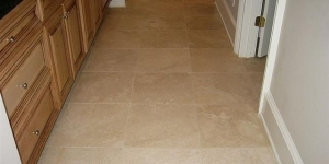 Clean and Filled Travertine